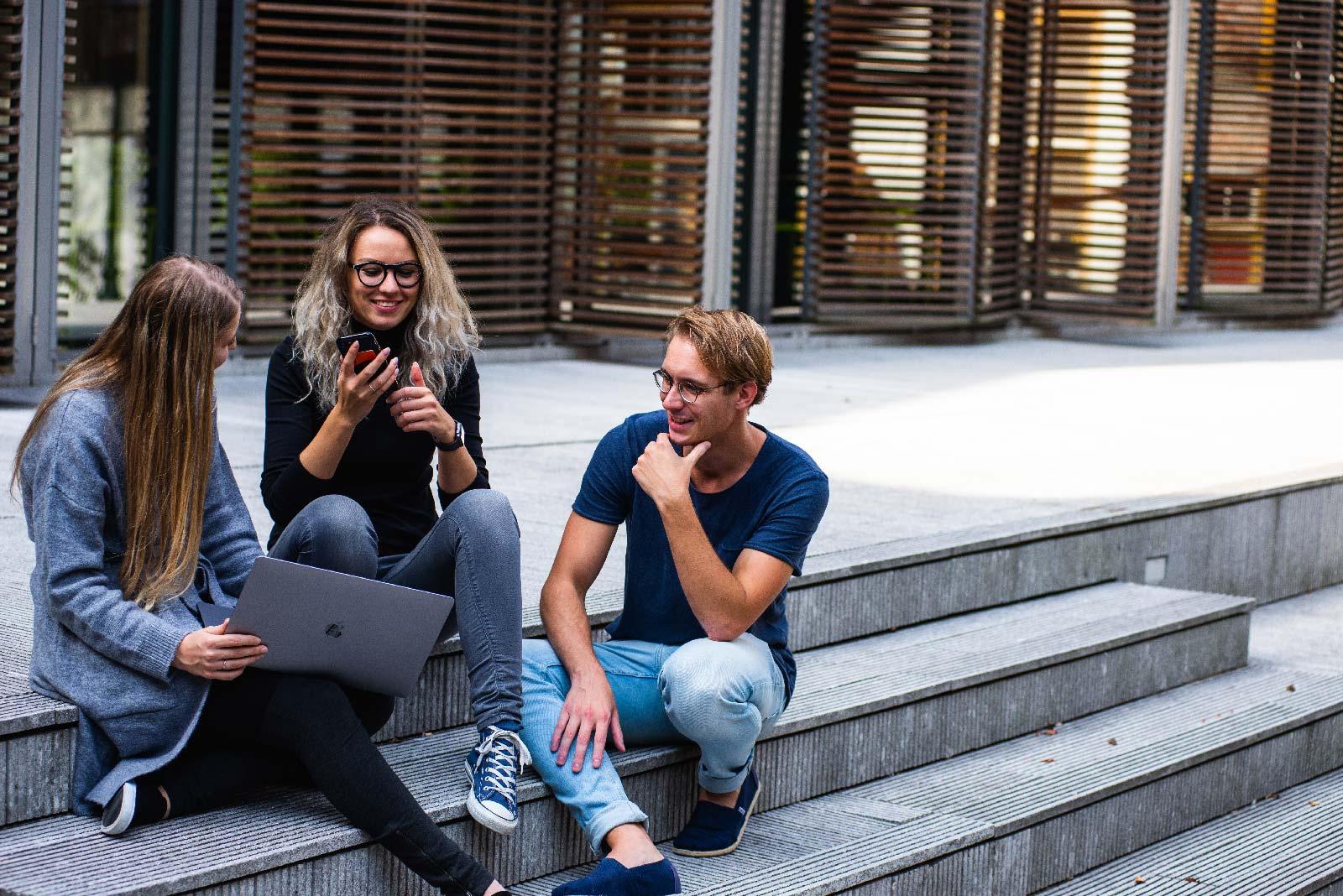 Estudiantes Extranjeros en España