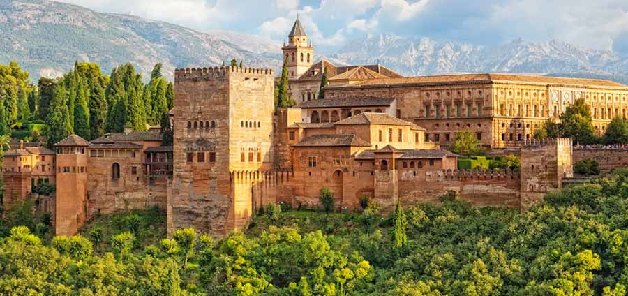 La Alhambra - Granada - Andalucía