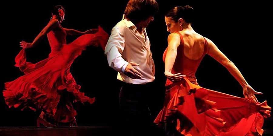Flamenco baile español