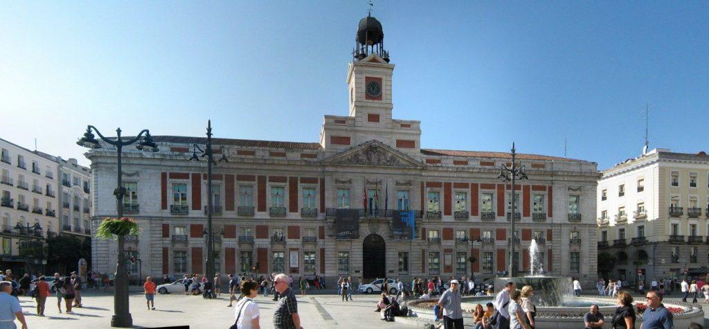 Puerta del Sol - Madrid