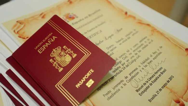 pedir la nacionalidad espanola